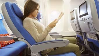 Entspricht einem Marktbedürfnis: In der Premium-Economy-Klasse bekommen die Passagiere mehr Beinfreiheit. ho