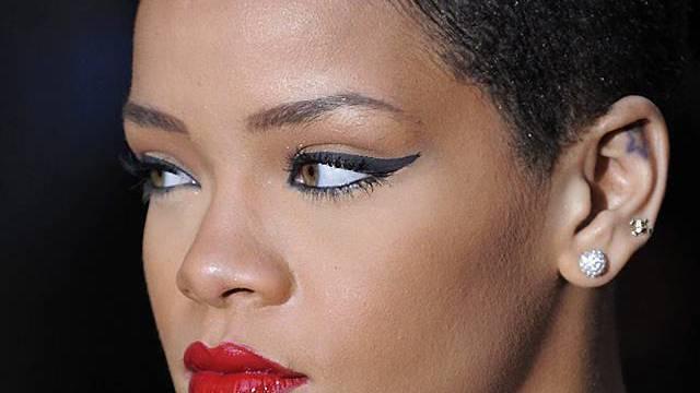 Rihanna brüskiert die katholische Kirche (Archiv)