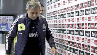 Läuft José Mourinho im Sommer nach drei Jahren Real Madrid zu einem anderen Klub über?