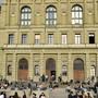 Die Sessionsprüfungen an der ETH Zürich sollen auch in Coronazeiten so normal wie möglich ablaufen. (Archivbild)