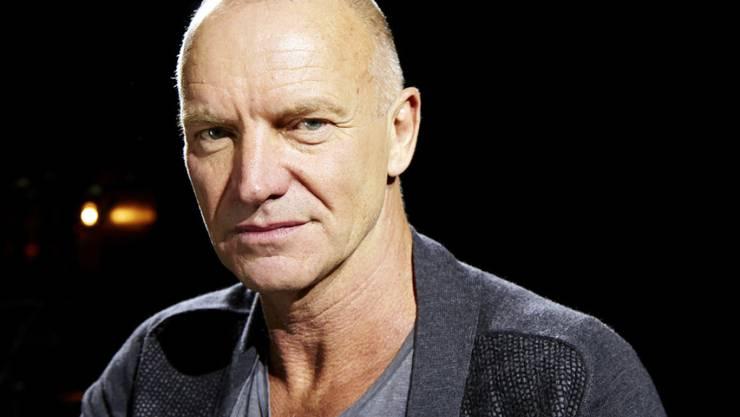 Musiker Sting fühlt sich sehr frei in seiner Wahlheimat New York - allerdings nicht frei genug, um bei Rot über die Strasse zu gehen. (Archivbild)