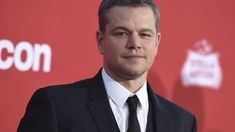 Matt Damon findet, dass die Macht der Männer der Welt schadet. Frauen würden da einen besseren Job machen, so seine Überzeugung. (Archiv)