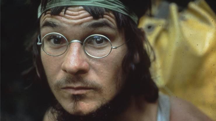 Der Basler Umweltaktivist Bruno Manser ist 2005 offiziell für verschollen erklärt worden.