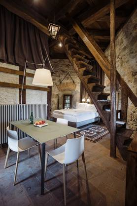Solothurn - «Krummturm»