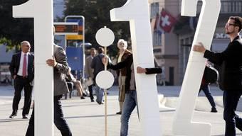Ein Ja zur 1:12-Initiative wäre für Pro-Referent SP-Ständerat Roberto Zanetti ein «Zeichen für eine Zeitenwende zu moralisch vertretbaren und ökonomisch erklärbaren Besoldungen.»