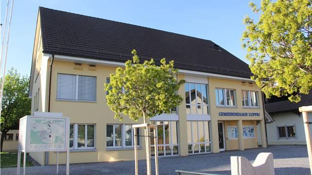 In Lupfig haben die Ortsbürger an der Wintergmeid einen Antrag des Gemeinderats abgelehnt.