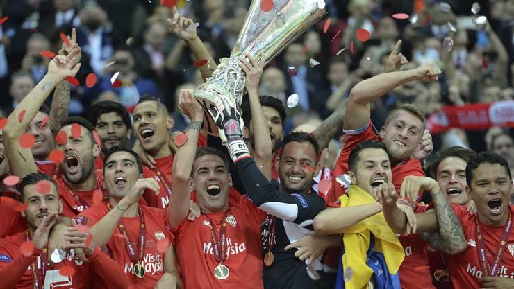 Der FC Sevilla gewann die Europa League bereits viermal.