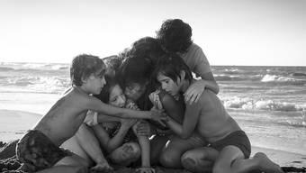 """Filmszene aus """"Roma"""": Der Film von Alfonso Cuarón ist - gemeinsam mit """"The Favourite"""" - der Favorit an der diesjährigen Oscar-Verleihung."""