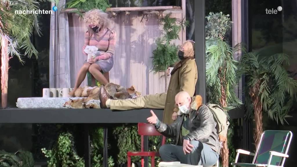 Luzerner Theater soll das ganze Jahr offen sein