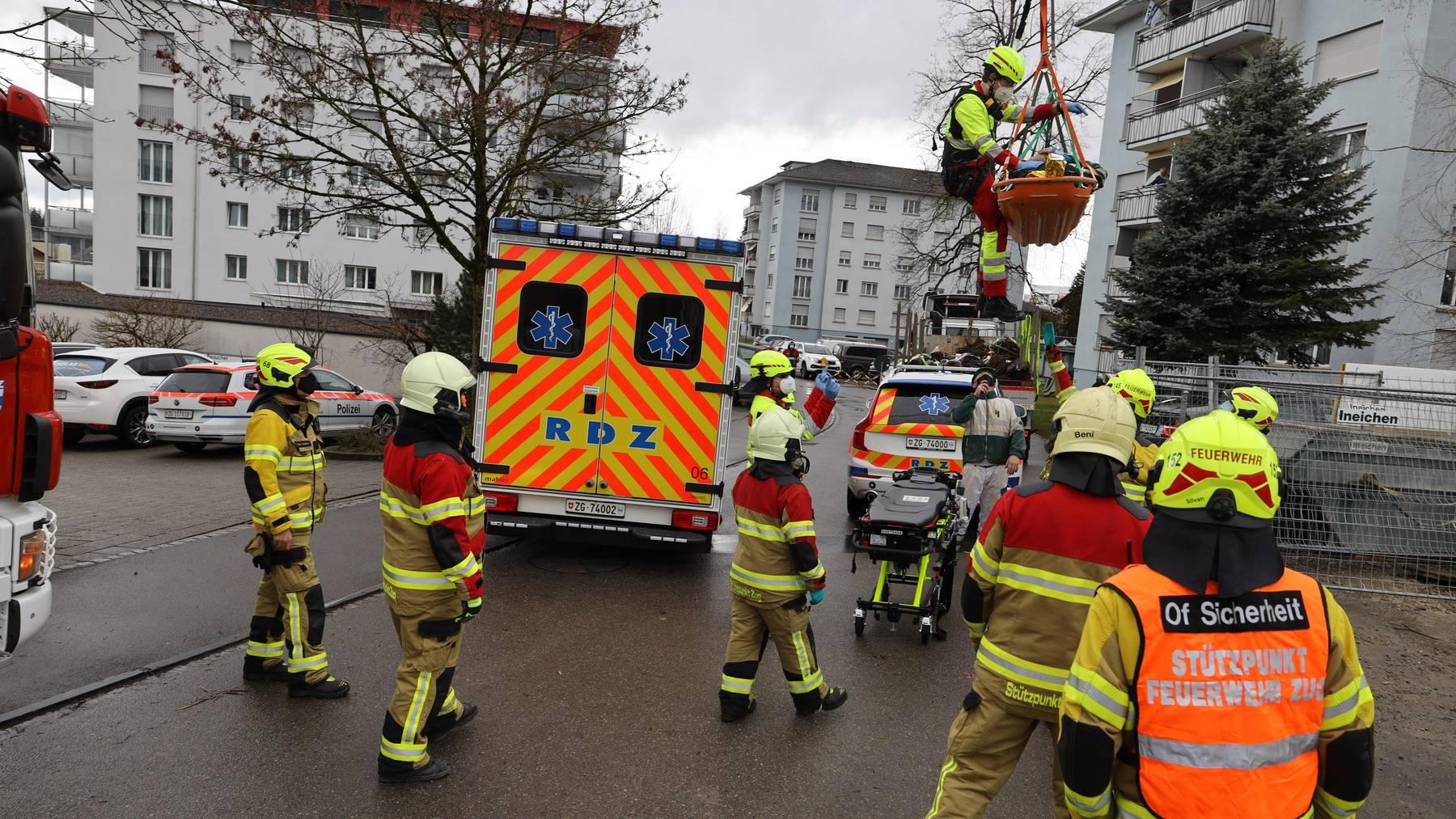 MM046_Feuerwehreinsatz nach Arbeitsunfall_Bild 2