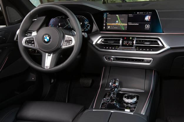 BMW X5 45e xDrive.