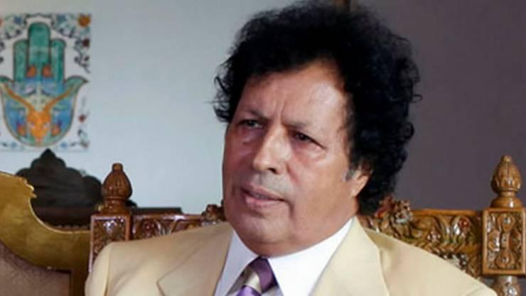 Ahmed Gaddafi warnt vor Terroranschlägen in Europa.