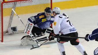 Fribourg mit Sieg in Ambri