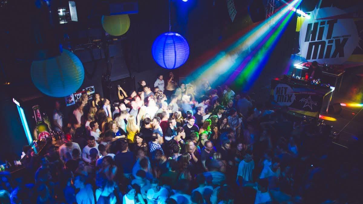 HitMix-Party 2.11.18 (© Radio Argovia)