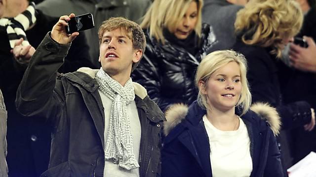 Erwarten Nachwuchs: Sebastian Vettel und Hanna Prater