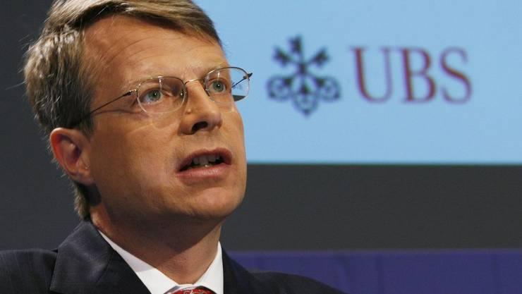 Der ehemalige CEO der UBS Peter Wuffli fürchtet sich nicht vor einer Verantwortlichkeitsklage.