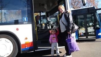 Der Ortsbus bekommt zwei City-Linien