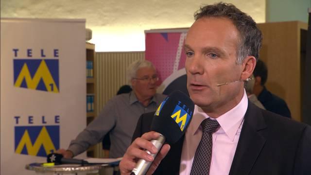 """Politologe Mark Balsiger: """"CVP-Ständeratskandidatin Ruth Humbel wurde aufgerieben zwischen Philipp Müller und Hansjörg Knecht"""""""