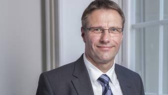 Markus Gygax, der neue CEO von Valiant
