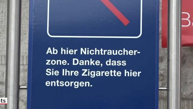 Rauchverbot in den Bahnhöfen: Was halten Sie davon?