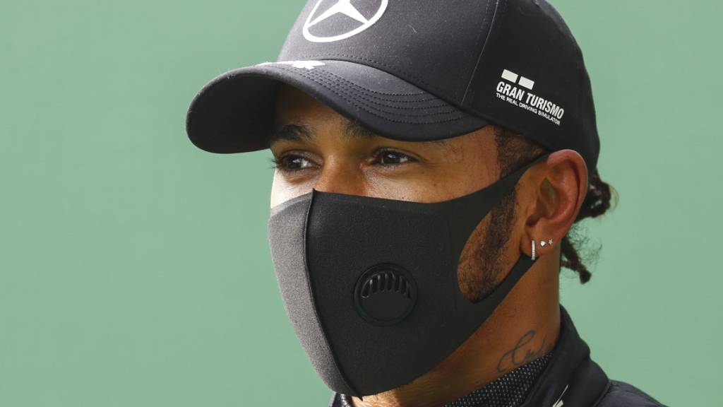 Mercedes-Pilot Lewis Hamilton gewinnt auch in Belgien