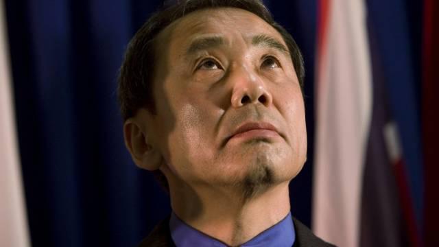 Homestorys gibts von ihm keine: Haruki Murakami (Archiv)