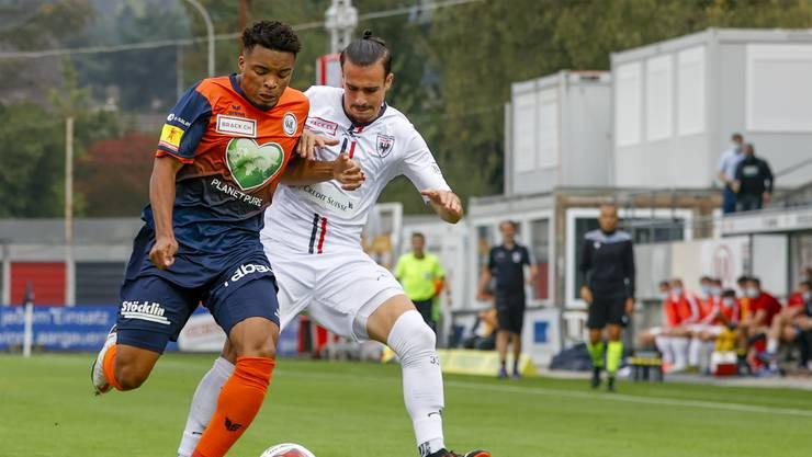 Eine Woche nach dem Cupduell traf der FC Aarau auch zum Challenge League-Auftakt auf den FC Wil 1900.