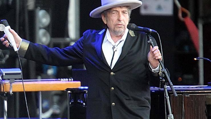 Hat bereits zu Lebzeiten ein Museum mit privaten Gegenständen: Das Archiv von Musiker Bob Dylan ist künftig in Tulsa zu Hause. (Archiv)