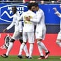Isco und seine Teamkollegen können nach dem enttäuschenden Cup-Aus in der Meisterschaft wieder jubeln