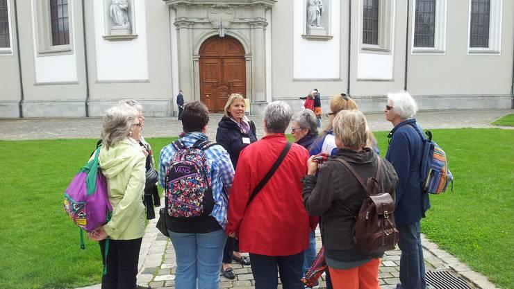 Stadtführung in St. Gallen
