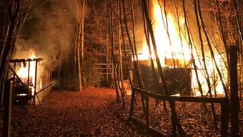 Brand Hausen