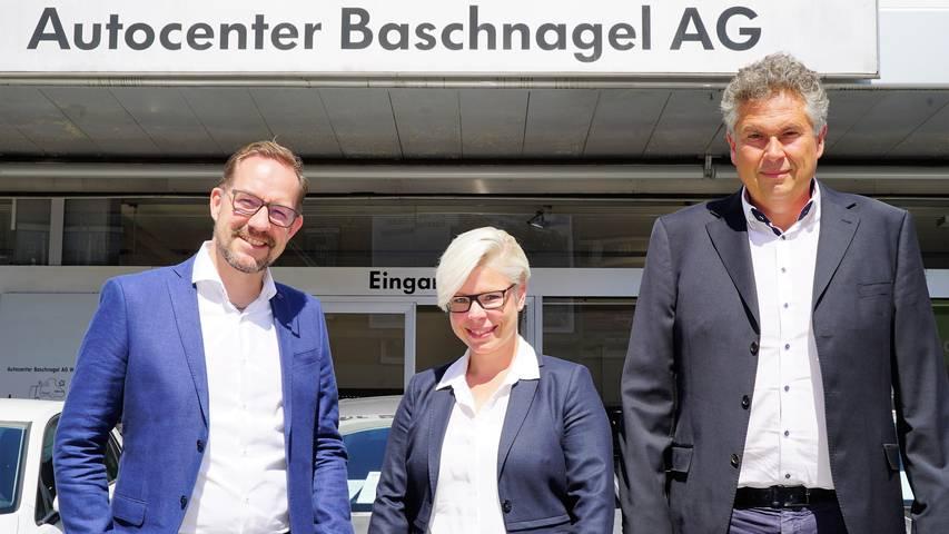 Neue Vertretung von VW und VW Nutzfahrzeuge in Wettingen
