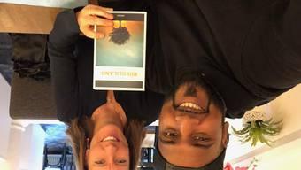«Mein Bauchgefühl sagte, das passt»: Siga und die Autorin Ina Haller arbeiten jetzt zusammen an Sigas Biografie.