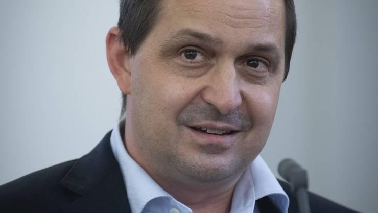 Daniel Strub, CEO Spital Muri