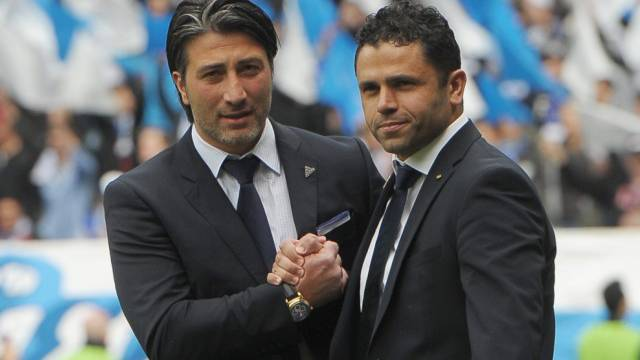 Murat Yakin und Uli Forte treffen wieder aufeinander.