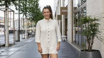 An der Zürcher Europaallee hat Eva Nidecker 2019 ihr Indoor-Cycling-Studio eröffnet.