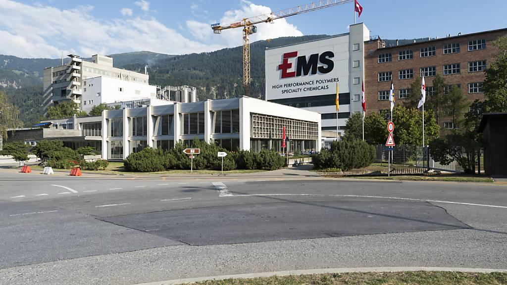 Ems-Chemie lädt Aktionäre wieder an die Generalversammlung ein