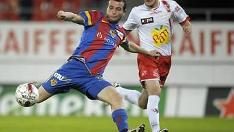 Alex Frei blieb gegen Sion ohne Treffer