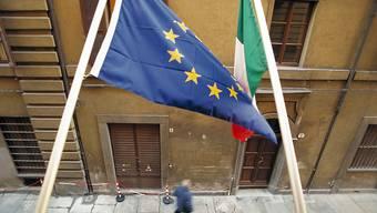 Budgetstreit: Die EU-Kommission hat am Mittwoch in Brüssel den Weg für ein Defizitverfahren gegen Italien geebnet. (Symbolbild)