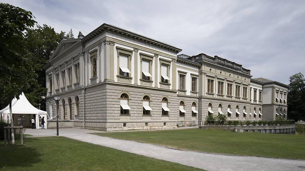 Die länderübergreifende Kunstausstellung «Heimspiel» findet im Herbst 2021 unter anderem im Kunstmuseum St.Gallen statt.