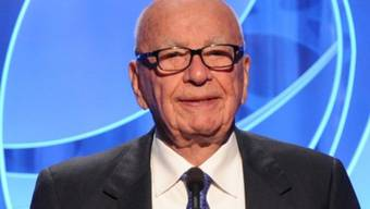 Fängt neues Leben in neuer Wohnung an: Rupert Murdoch (Archiv)