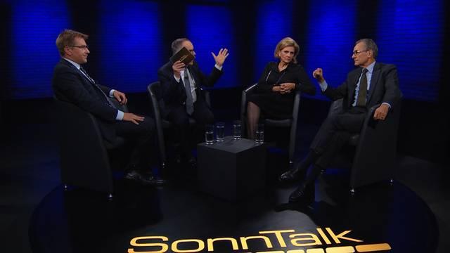 Sexismus-Debatte — Asylstatus — MEI-Umsetzung
