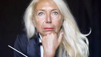 «Würde sich jeder für den Frieden einsetzen, kämen wir endlich vorwärts», sagt die Dirigentin Gabriella Carli