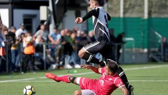 Die Siegesserie ist gerissen: Der FC Black Stars unterliegt dem SC Buochs mit 1:2.
