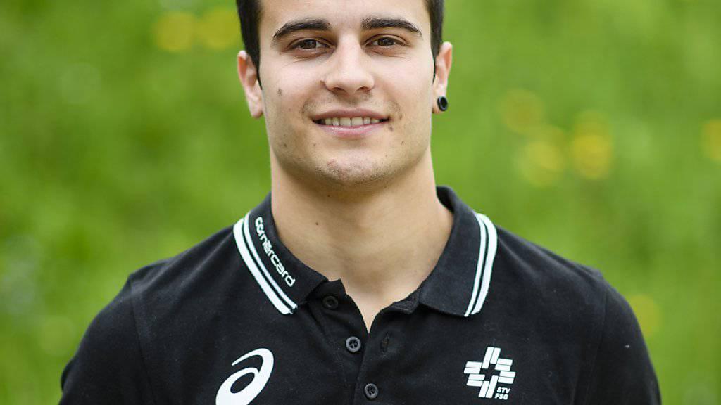 Pablo Brägger verzichtet auf eine Teilnahme an den Europameisterschaften in Glasgow