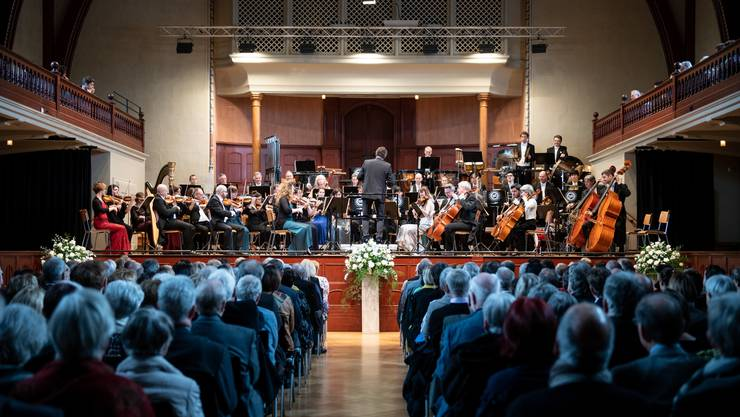 Neujahrskonzert 2019 des Sinfonie Orchesters Biel Solothurn