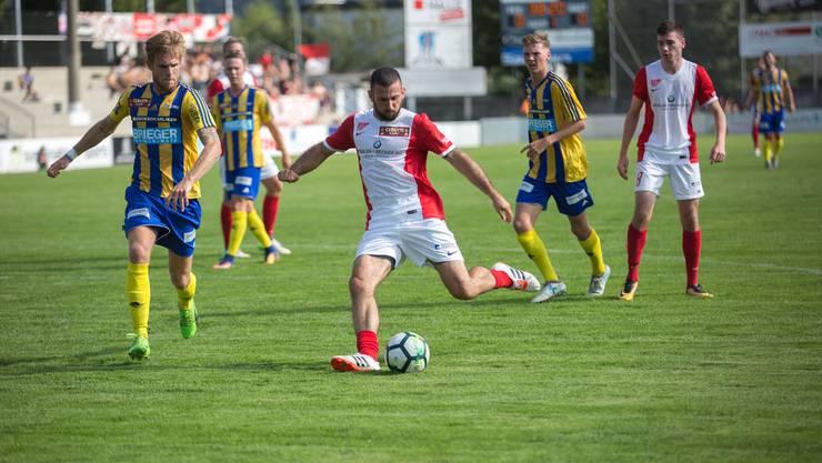 Wie zeigt sich der FC Solothurn heute?