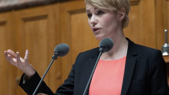 Die parlamentarische Initiative von Natalie Rickli wurde angenommen