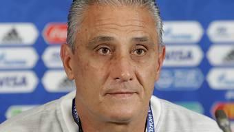 Dürfte Brasilien auch künftig als Nationaltrainer betreuen: Tite
