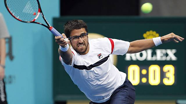 Janko Tipsarevic bezwang in Madrid die Weltnummer 1